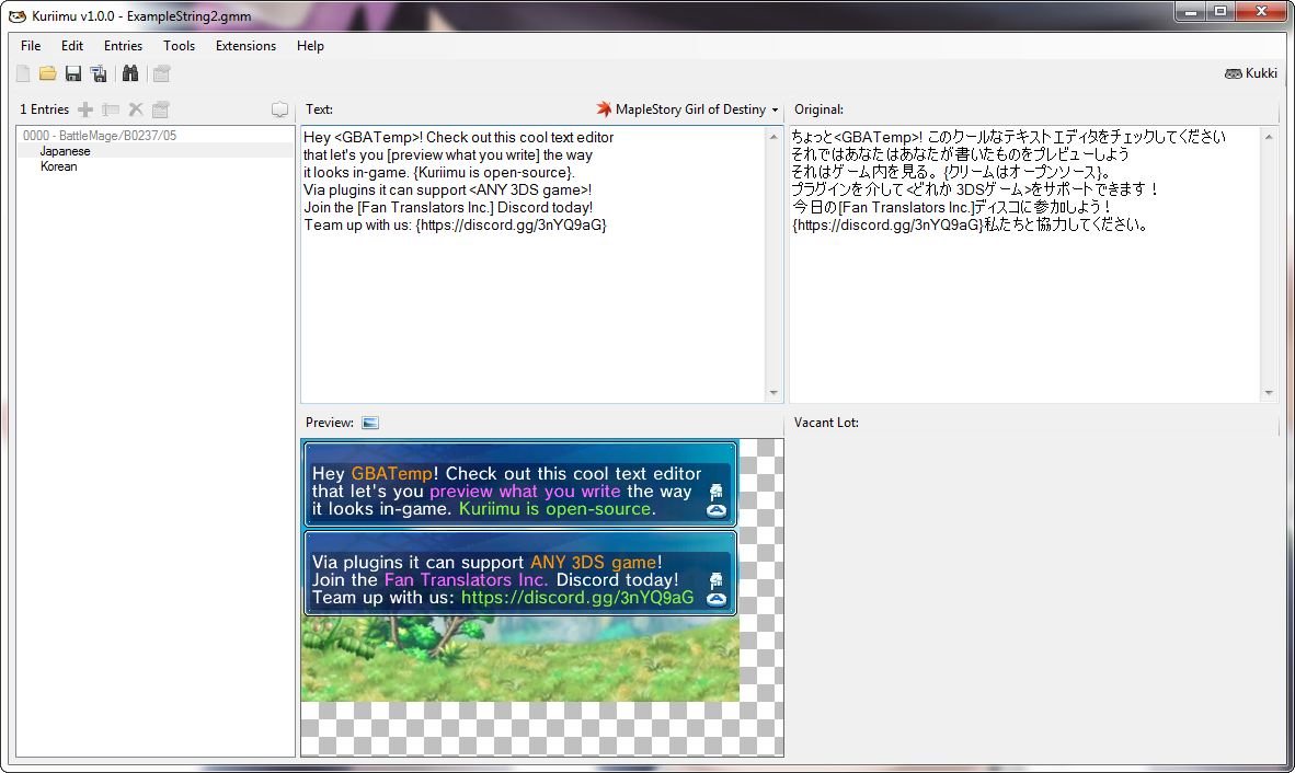 Discord Ctr 3ds